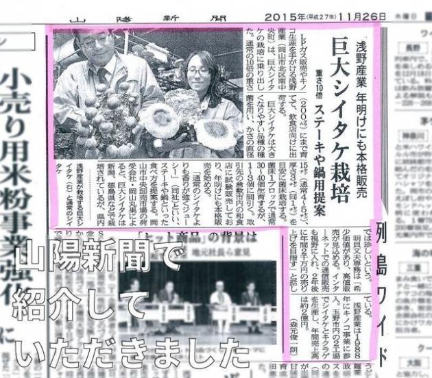 山陽新聞紹介記事
