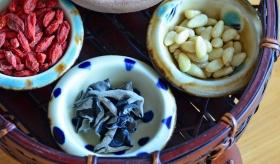 薬膳料理のキクラゲ
