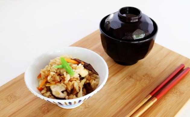 【商品紹介】しいたけ釜飯の使い方【炊き込みご飯】