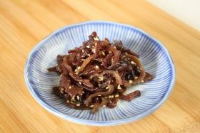 【レシピ】やみつきキクラゲ