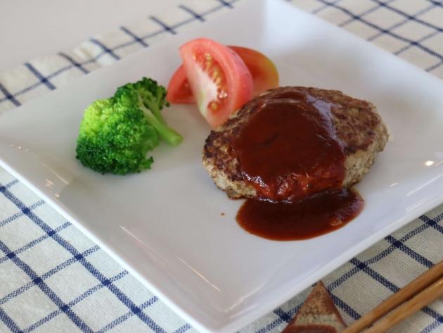 【レシピ】ハンバーグ