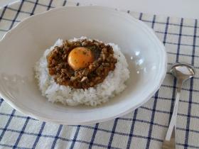 【レシピ】ドライカレー