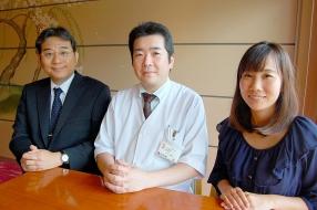 料理長の小寺さん(写真中央)